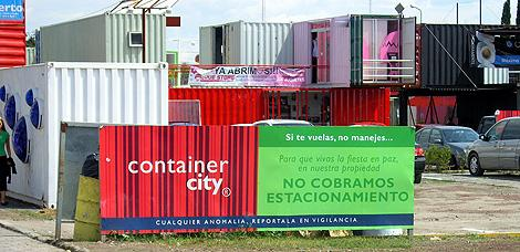 san andres cholula container city puebla mexico